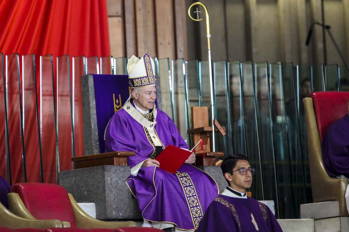 Homilía completa del cardenal Carlos Aguiar Retes durante el Cuarto y último domingo de Adviento.