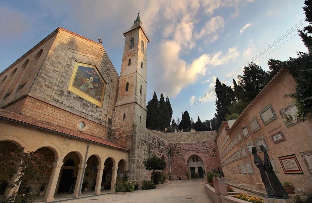 La Iglesia de la Visitación.