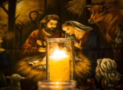 ¿María y José estaban casados?