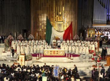 Homilía de la Misa de medianoche en la Basílica de Guadalupe