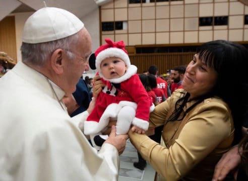4 consejos del Papa Francisco para vivir la mejor Navidad