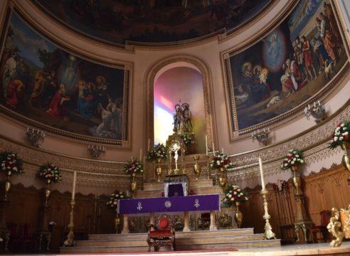Parroquia de la Sagrada Familia: una comunidad diversa