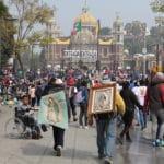 4.6 millones de peregrinos han llegado a la Basílica de Guadalupe