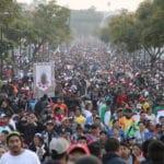 10 millones de peregrinos cantan las Mañanitas a la Virgen de Guadalupe