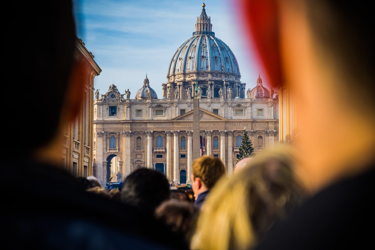 Ciudad del Vaticano. Foto: Cathopic