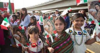 La figura e historia de la Virgen de Guadalupe puede ser el primer paso para la espiritualidad.