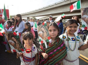 ¿Por qué hablar a tus hijos de la Virgen de Guadalupe?