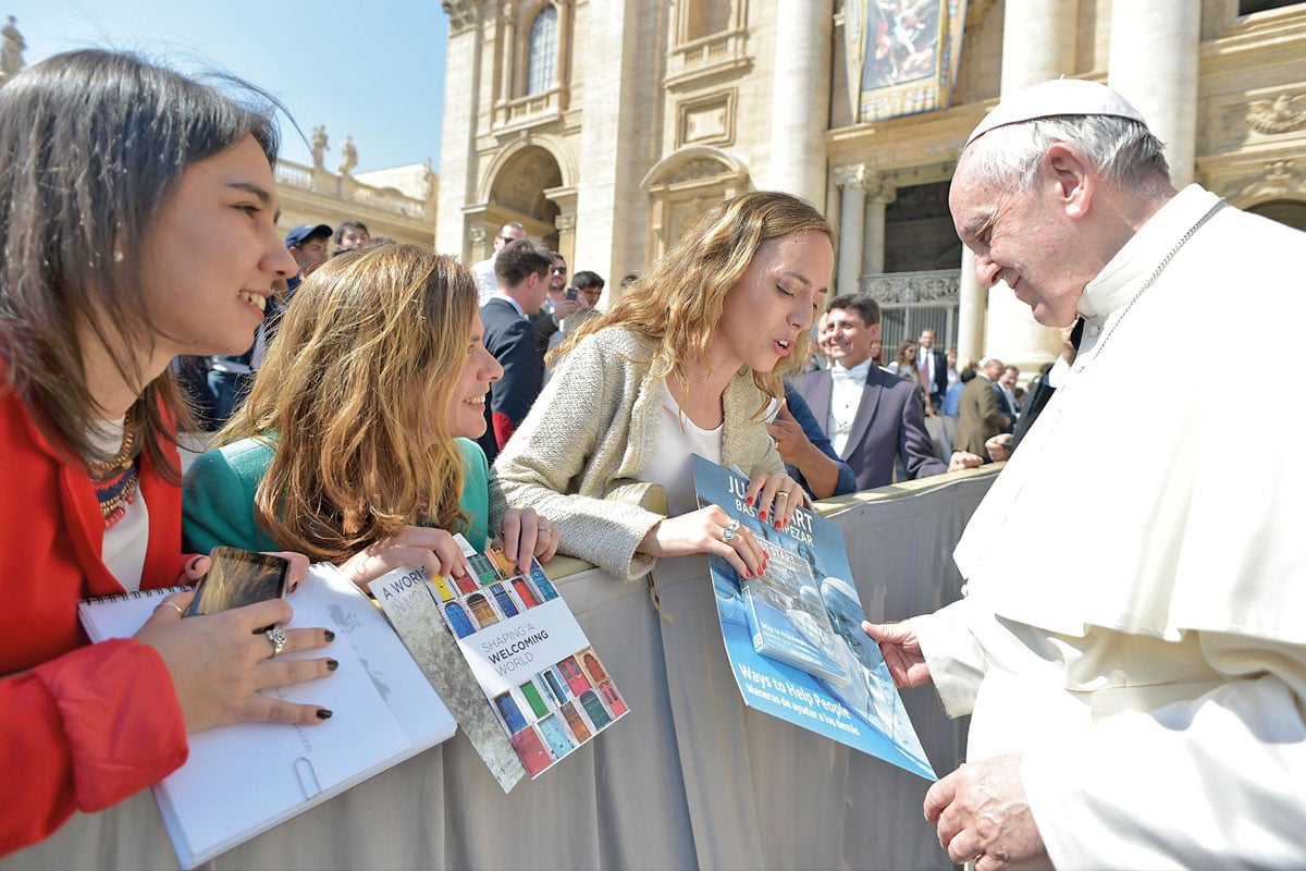 Los jóvenes, el combate a la pederastia y las misiones abarcan la agenda del Papa Francisco.