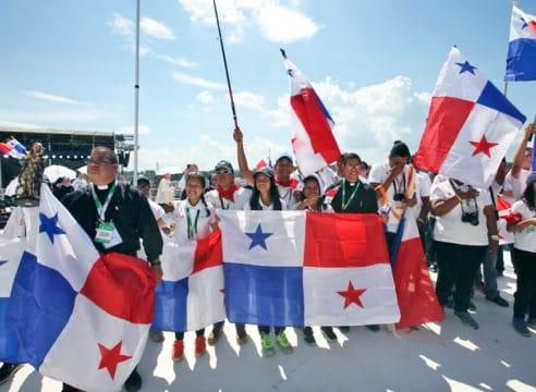 Todo listo en Panamá para la Jornada Mundial de la Juventud