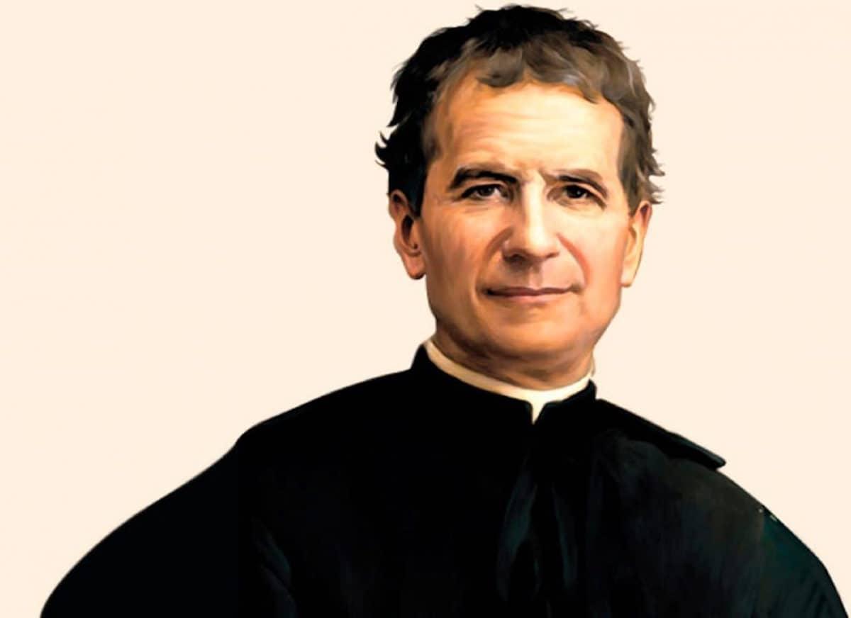 San Juan Bosco es el fundador de la Orden Salesiana.