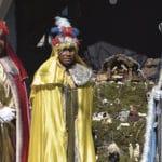 Los Reyes Magos que llevan alegría a los niños enfermos