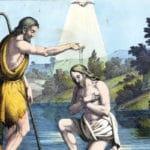 Comentario al Evangelio: El Bautismo de Jesús