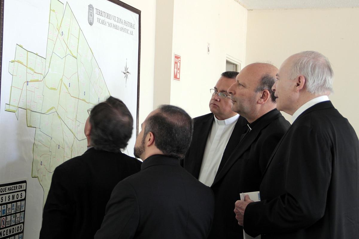 La creación de las nuevas diócesis es uno de los proyectos clave de la Arquidiócesis de México.