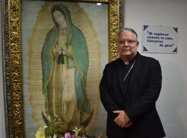 """""""Vengo a dar continuidad"""": nuevo Obispo de Veracruz"""