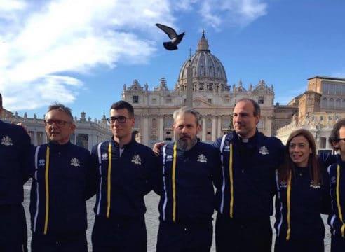 Histórico: El Vaticano crea su primera asociación deportiva