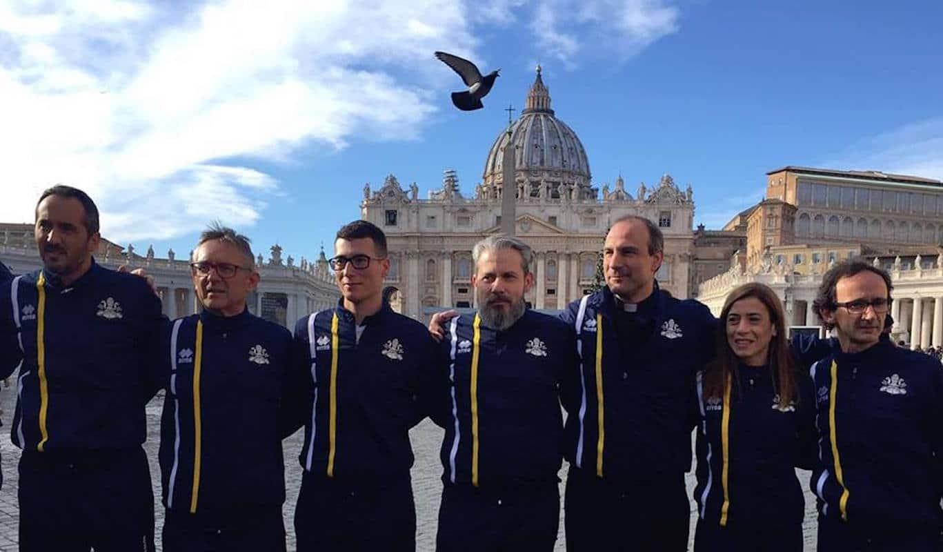 El deporte conlleva una serie de valores que siempre ha reconocido el Vaticano.