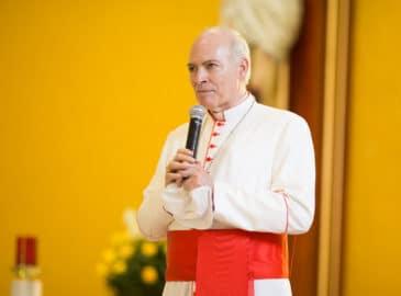 Solucionar desabasto, sin dejar de combatir la corrupción: Cardenal Aguiar