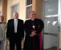 Monseñor Briseño se convierte en el cuarto Obispo de Veracruz