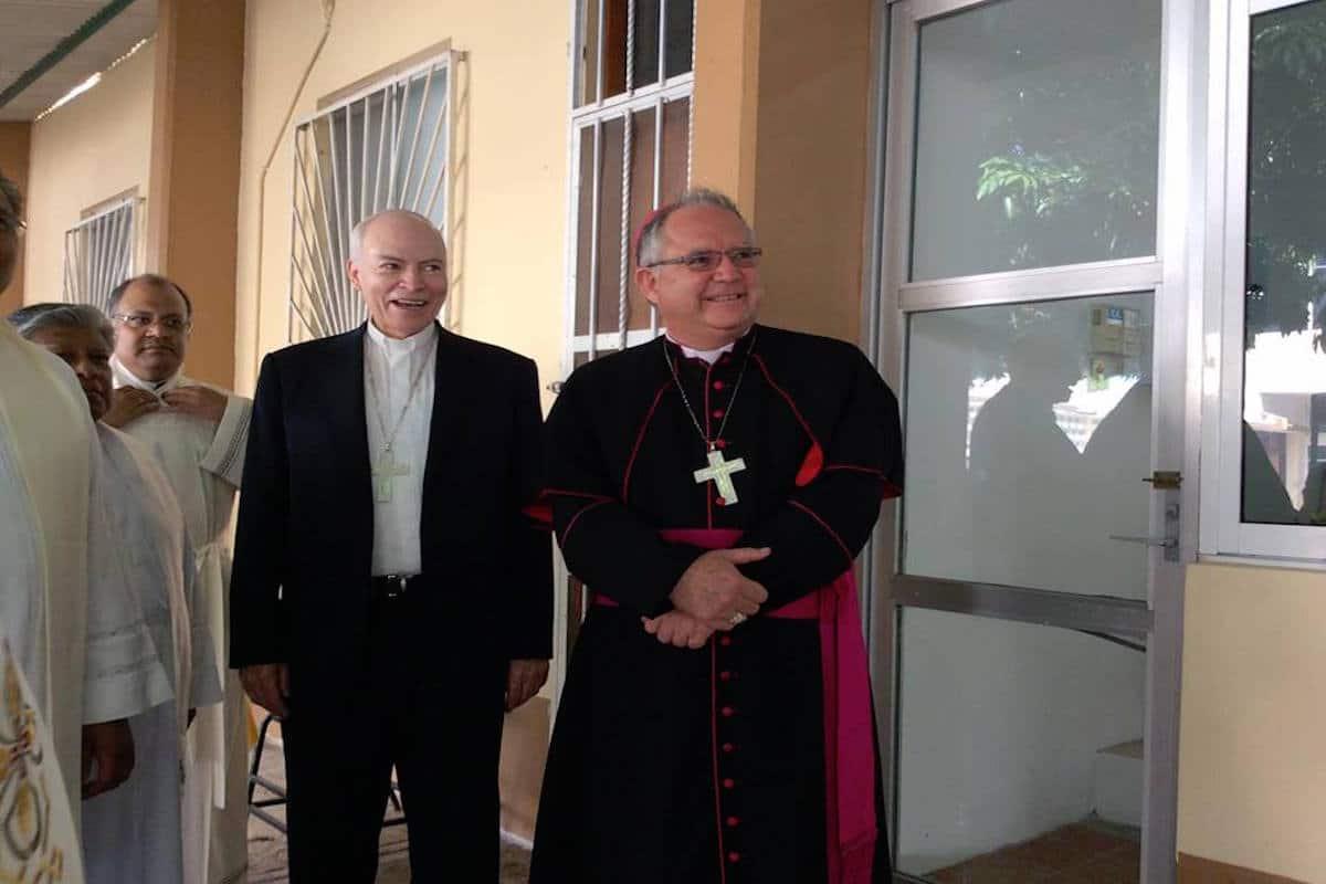 Carlos Briseño Arch sucede en el cargo a monseñor Luis Felipe Gallardo.