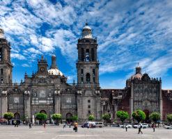 La Catedral de México, en la lista de las catedrales más bellas del mundo