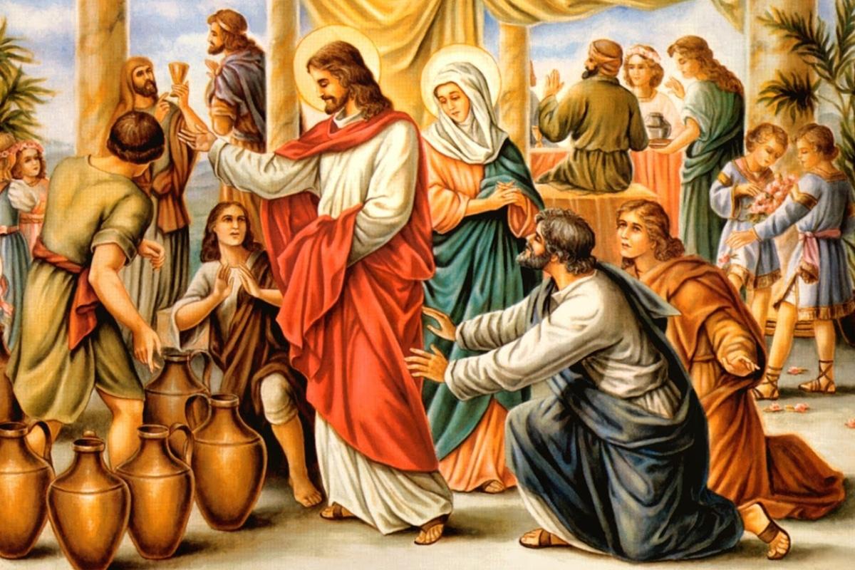 Más que transformar el agua, a muchos de nosotros, nos serviría que Jesús viniera a hacer el milagro de traernos la alegría.