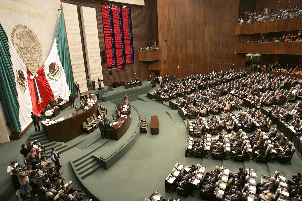 El Congreso de la Unión. Foto: Archivo
