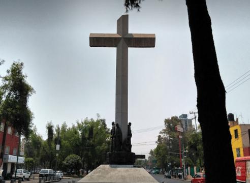 La Cruz de la Evangelización, el punto de partida hacia La Villa