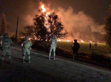 CEM expresa solidaridad con víctimas de explosión en Hidalgo