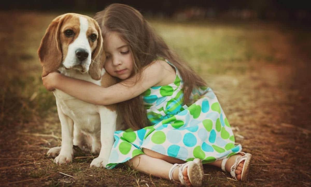 La muerte de una mascota afecta emocionalmente a los niños.