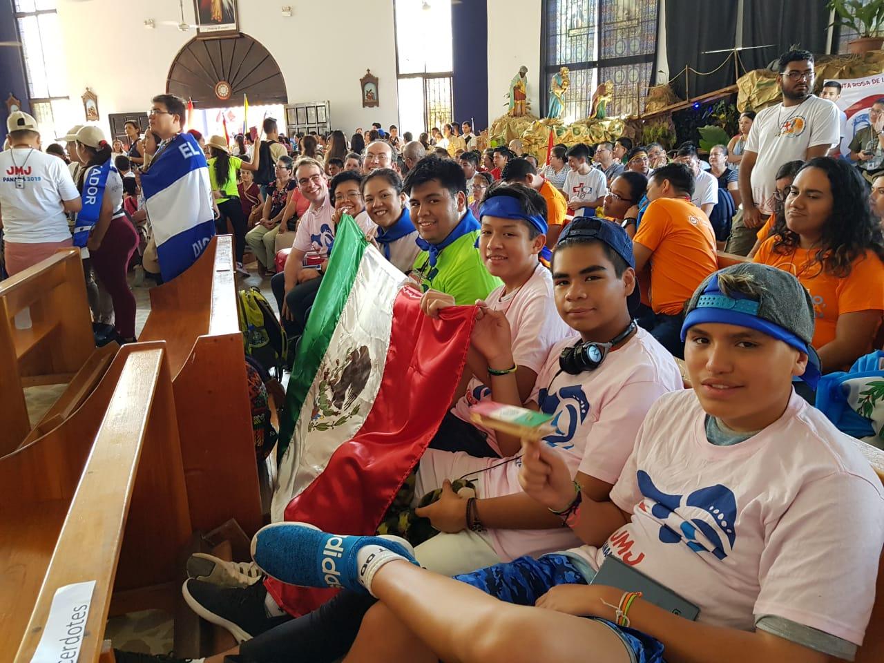 Han entrado a Panamá más de 27 mil personas con motivo de la JMJ 2019.