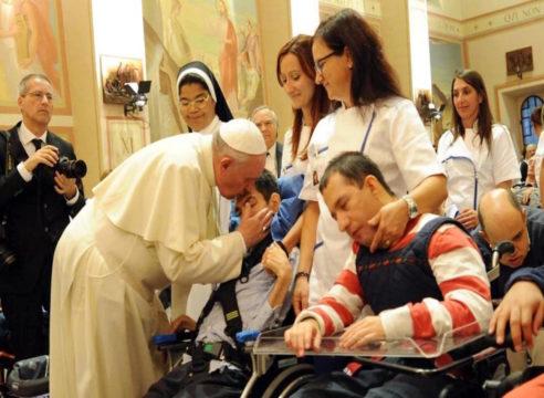 Mensaje del Papa Francisco para la Jornada Mundial del Enfermo