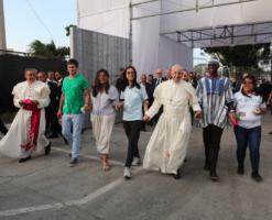 7 características de un buen misionero, según el Papa Francisco
