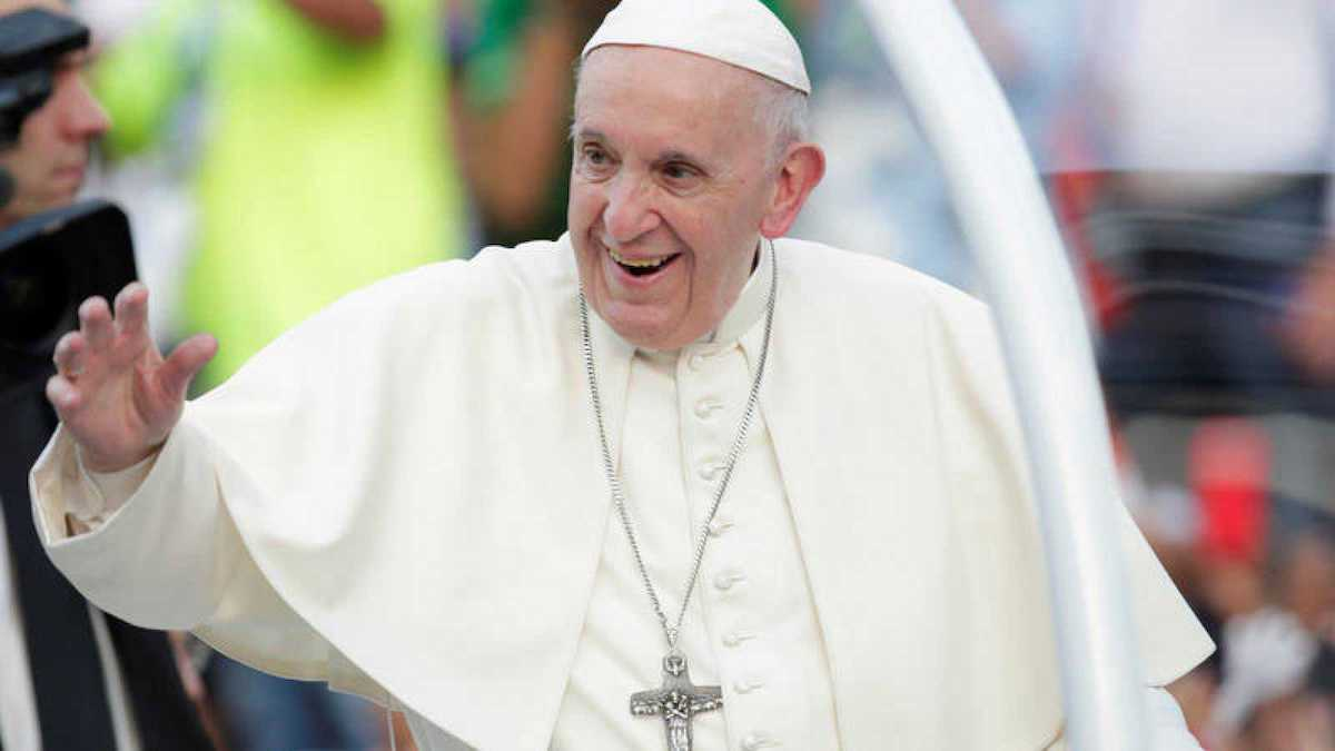 Papa Francisco deja Panamá