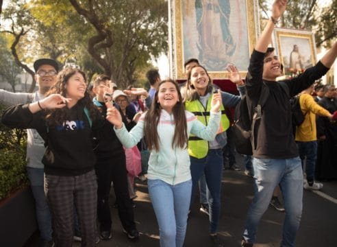La Pastoral Juvenil arquidiocesana ya tiene lista su página web