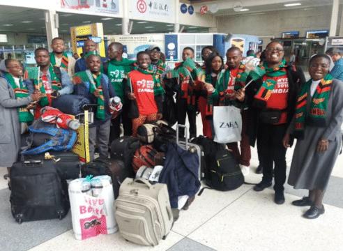 Comienza la llegada de peregrinos a la Jornada Mundial de la Juventud
