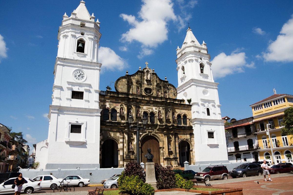 La Catedral Metropolitana de Panamá está dedicada a Santa María la Antigua.
