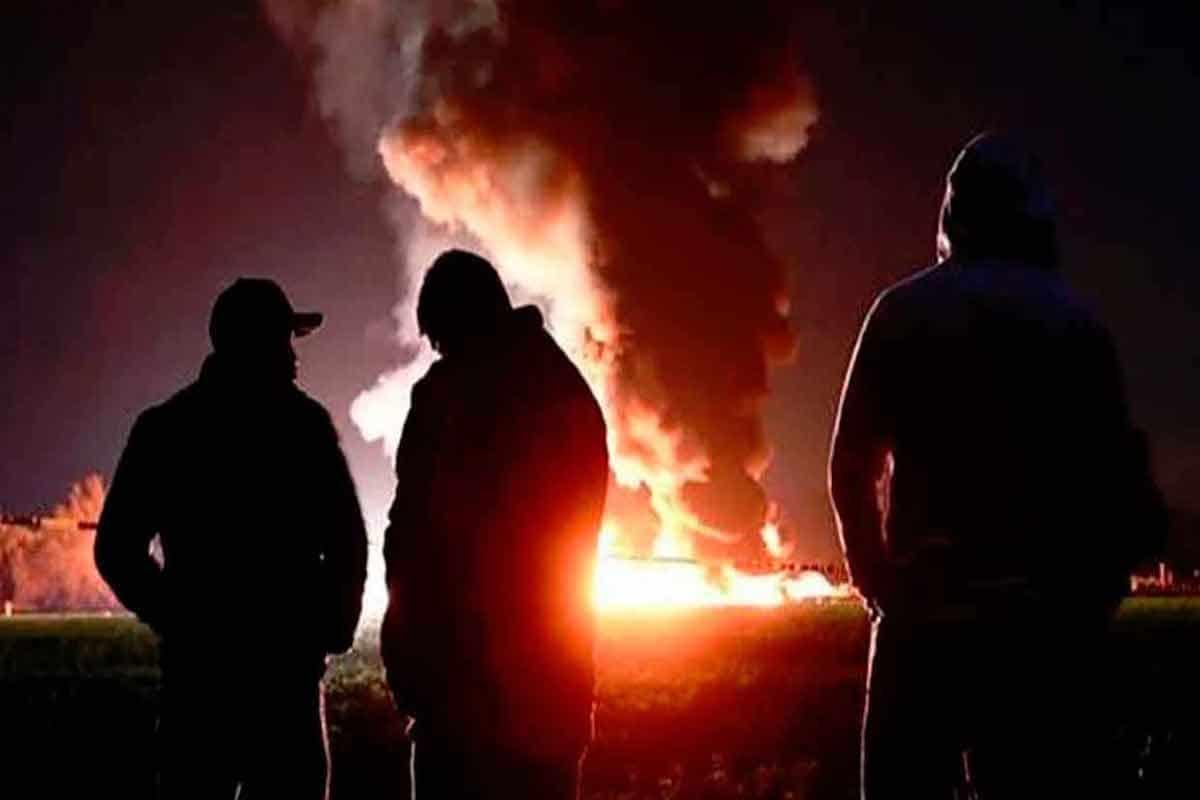La explosión en Tlahuelilpan ha dejado, al menos, 89 muertos.