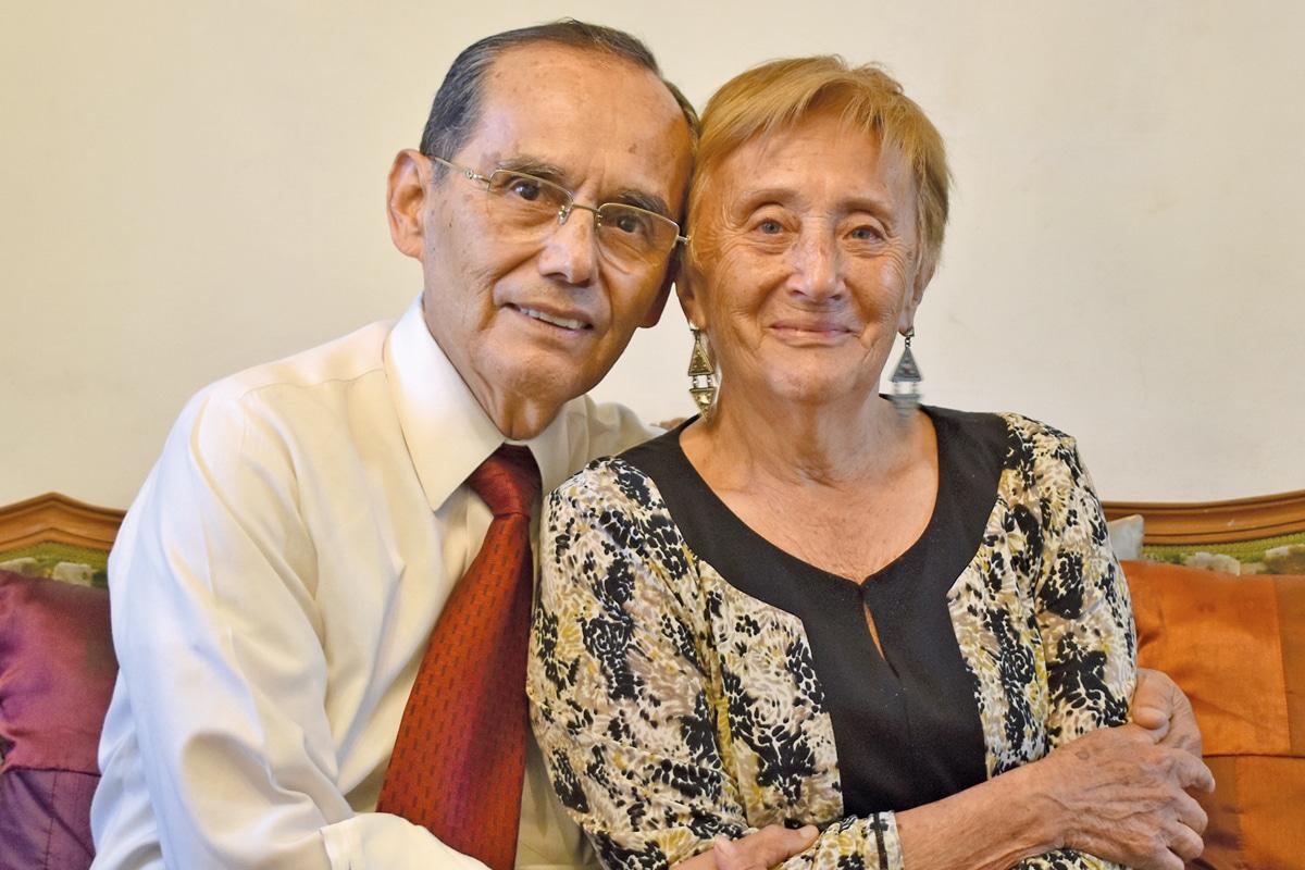 Adriana y José cumplen 54 años de Matrimonio.