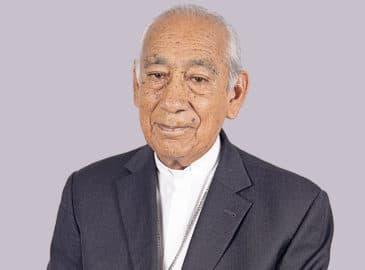 Monseñor Antonio Ortega: Los jóvenes y los vulnerables