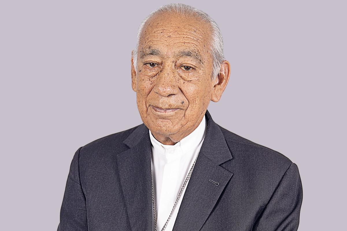 """Monseñor Antonio Ortega Franco es Obispo Auxiliar de la IV Zona Pastoral """"San Miguel Arcángel"""". Foto: María Langarica"""