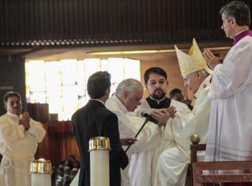Homilía del Cardenal Carlos Aguiar en la ordenación de diáconos