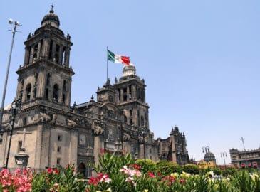 Agenda de Semana Santa y Pascua 2019 en la Catedral de México