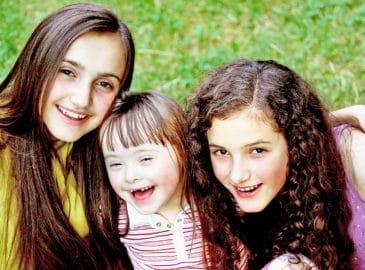 Cómo educar a tus hijos sobre el Síndrome de Down