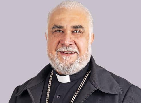 Monseñor Jorge Estrada: Caminar juntos con el Cardenal