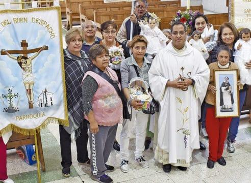 La Candelaria en Mixcoac, fecha que une a los pueblos