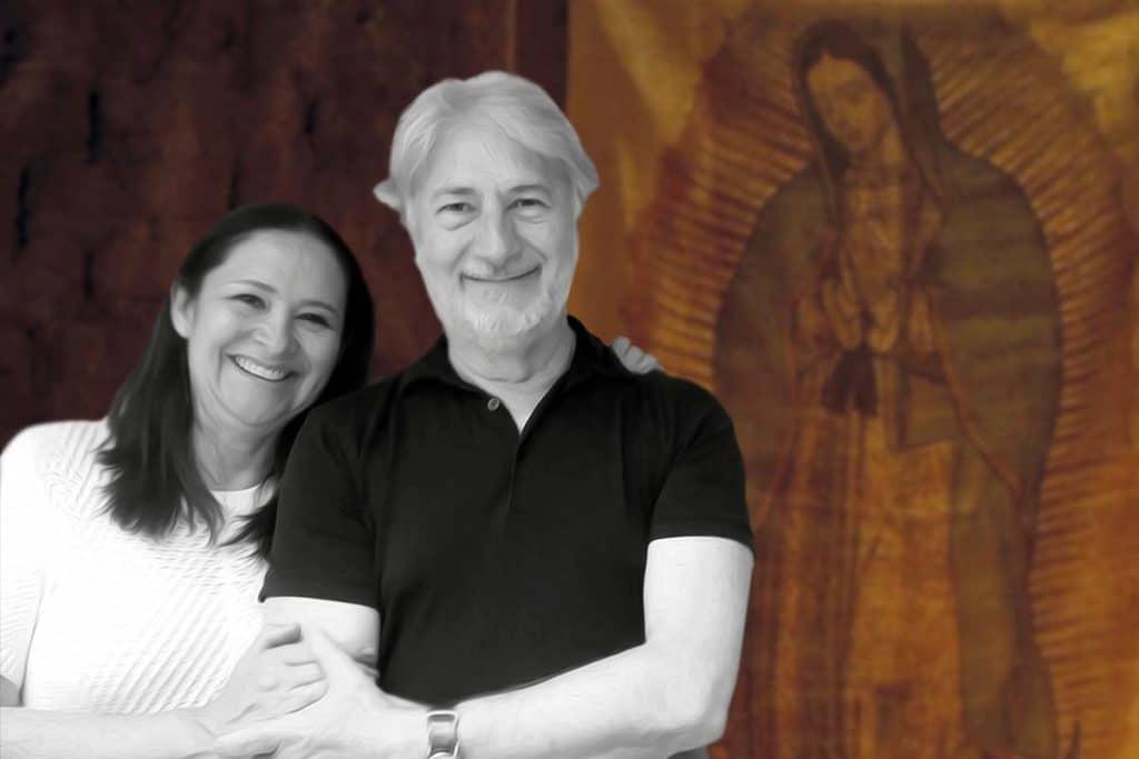 Laura y Antonio Peláez, productora y director de 1531.