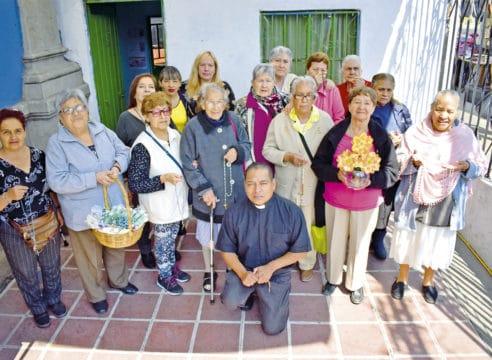 Las Chicas de la Divina en Tepito