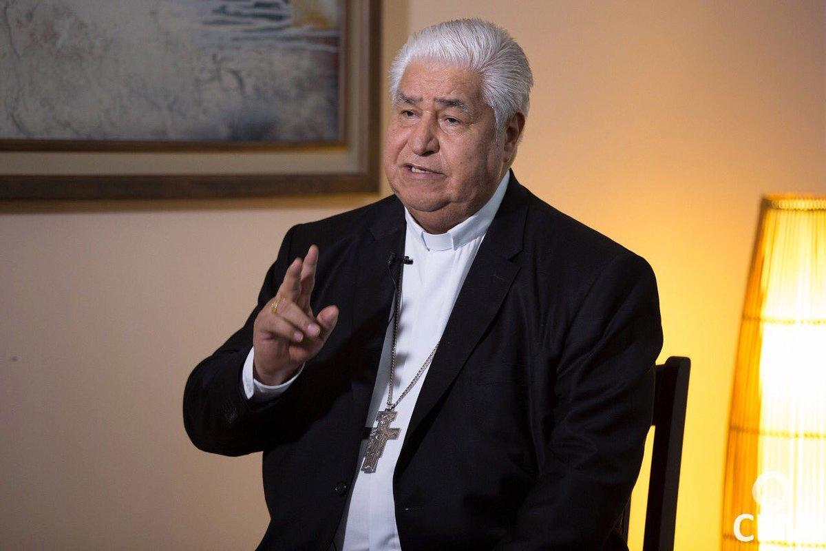 Monseñor Rogelio Cabrera, presidente de la Conferencia del Episcopado Mexicano. Foto: CEM