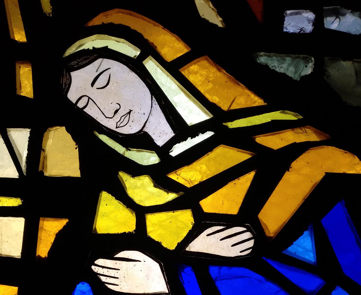 La Virgen María es un ejemplo de fe y caridad. Foto: Cathopic