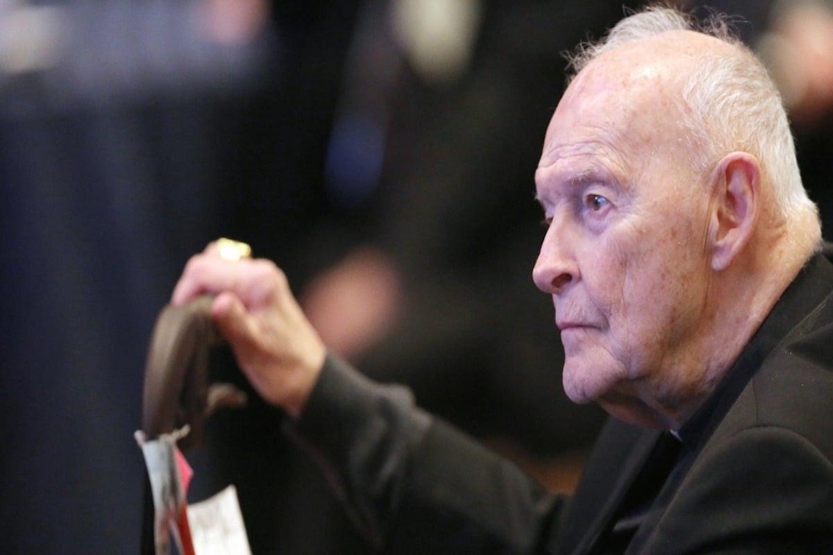 McCarric es expulsado del Vaticano. Foto Vatican News